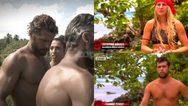 Δαλάκα - Τσίλης 'αδειάζουν' τον Νάσο στο Survivor (video)