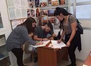 Δυτική Ελλάδα: Πραγματοποιήθηκαν δωρεάν εξετάσεις για τους φοιτητές του ΤΕΙ