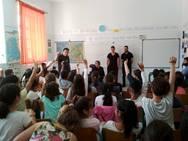 Αμαλιάδα: Με επιτυχία το θεατροπαιδαγωγικό πρόγραμμα για τη σχολική βία (φωτο)