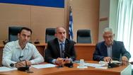 Δυτική Ελλάδα: Δέσμη μέτρων για τα γαλακτοκομικά προϊόντα (pics+video)