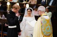 Νέες φωτογραφίες από το βασιλικό γάμο του Πρίγκιπα Χάρι και της Μέγκαν Μαρκλ!