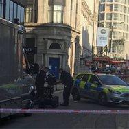 Ελεγχόμενη έκρηξη στο κέντρο του Λονδίνου