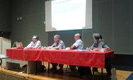 Πάτρα: Οι πολίτες ανταποκρίθηκαν στην εκδήλωση 'η Σκοτεινή Πλευρά του 5G'