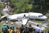 Ονδούρα: Αεροπλάνο συνετρίβη και «κόπηκε» στα δύο (pics+video)