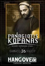 Panagiotis Kopanas at Hangover Club