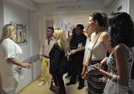 Πάτρα - Έκθεση ζωγραφικής και φωτογραφίας στο Νοσοκομείο 'Άγιος Ανδρέας' (φωτο)