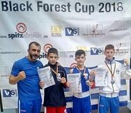 Οι μικροί Boxerinos της Παναχαϊκής πήραν μετάλλια στο Black Forest Cup (pics)