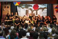 «Το ταξίδι του Φερεϋντούν» - Μια υπέροχη παράσταση από τη θεατρική ομάδα του 2ου Γυμνασίου Πατρών! (φωτο)