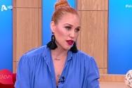 Η Πηνελόπη Αναστασοπούλου ανακοίνωσε on air ότι είναι έγκυος (video)