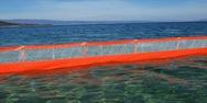 ΣΠΟΑΚ: Δεν μπαίνει το πλωτό φράγμα στην παραλία Αλυκής - Βοιωτίας