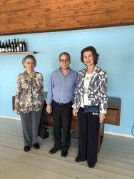 Την Κρήτη επισκέφθηκε η τέως βασίλισσα Σοφία της Ισπανίας