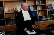 Απειλητική επιστολή στον τέως Πρόεδρο του ΣτΕ, Νικόλαο Σακελλαρίου