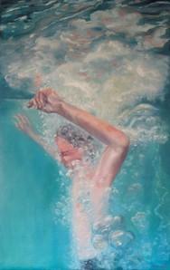 'Μπλε' στην Dépôt Αrt gallery
