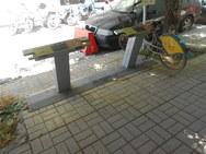 Τα κοινόχρηστα ποδήλατα στην Πάτρα ξεχάστηκαν για τα καλά (pics)