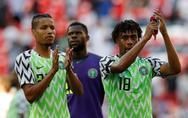 Η αποστολή της Νιγηρίας για το Μουντιάλ!