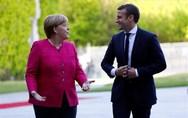 Μέρκελ: Απάντηση στον Μακρόν για μεταρρύθμιση της Eυρωζώνης