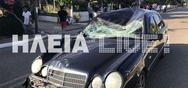 Δυτική Ελλάδα: Άλογο έπεσε σε αυτοκίνητο με έγκυο