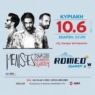 Melisses live at Romeo Summer