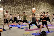 Yoga Spring Festival στην Αίθουσα Αίγλη 03-06-18 Part 1/2