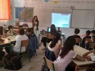 Ηλεία: Το 4o Δημοτικό Σχολείο Αμαλιάδας δίπλα στους μαθητές της ΣΤ' Δημοτικού (pics)