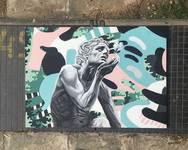 Το 3ο Διεθνές Street Art Festival συνεχίζει και δίνει ζωή στους γκρίζους τοίχους της Πάτρας!