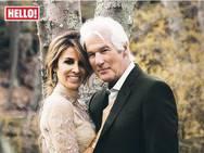 Η πρώτη φωτογραφία του Richard Gere από τον γάμο του!