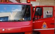 Πάτρα: Ξέσπασε φωτιά στον καταυλισμό των Ρομά στο Ριγανόκαμπο