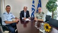 Τακτική επιθεώρηση ΠΑΜ-ΠΣΕΑ στην Περιφέρεια Δυτικής Ελλάδας