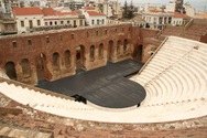 Πως οι εργασίες του δήμου έδωσαν και πάλι 'φως' στο Ρωμαϊκό Ωδείο της Πάτρας! (pics)
