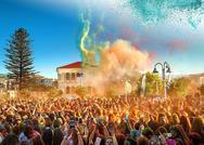 11 λόγοι για να βρεθείτε στο Holi Fest Chania 2018!