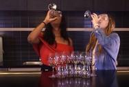 Τα ποτήρια κρασιού που δεν σπάνε με τίποτα (video)