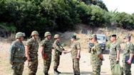 Περιοδεία του διοικητή της ΑΣΔΕΝ σε Λήμνο, Σαμοθράκη και Κρήτη