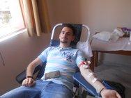 Πάτρα: Με επιτυχία η αιμοδοσία του Συλλόγου Χαλανδρίτσας (φωτο)