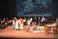 Μια ιδιαίτερη μουσικοχορευτική παράσταση από τις παιδικές ομάδες του Λυκείου Ελληνίδων Πατρών!