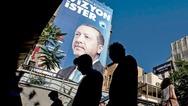 Μειώνεται η δημοτικότητα του Ερντογάν