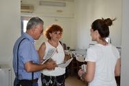Πάτρα: Μέλη της Δημοτικής Αρχής επισκέφθηκαν τα Κέντρα Κοινότητας