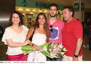 Survivor - Επέστρεψε στην Ελλάδα η Ροδάνθη Καπαρού (φωτο)