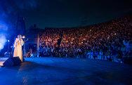 Sold out η συναυλία της Νατάσσας Μποφίλιου - Οι Πατρινοί έζησαν ένα 'Όμορφο Όνειρο' (φωτο)