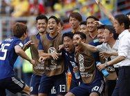 Μουντιάλ 2018: Η Ιαπωνία απέσπασε την νίκη από την Κολομβία