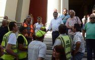 Πάτρα - Η Δημοτική Αρχή βρέθηκε στα Δικαστήρια, στο πλευρό των παρατασιούχων εργαζομένων