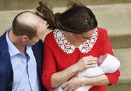 Οι λεπτομέρειες της βάπτισης του μικρού πρίγκιπα Λούις