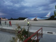 Άραξος: 'Πληγή' το VOR για το αεροδρόμιο - Ακυρώσεις προσγειώσεων, ταλαιπωρία επιβατών