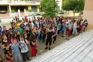 Με επιτυχία πραγματοποιήθηκε η γιορτή του 20ου Γυμνασίου Πάτρας!