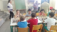 Με επιτυχία πραγματοποιήθηκε το εσωτερικό τουρνουά σκάκι του Δημοτικού Σχολείου Καλαβρύτων