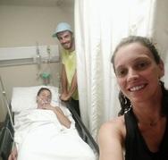 Σε νοσοκομείο της Τουρκίας η Πατρινή Αλίκη Σπηλιωτοπούλου