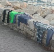 Πάτρα: Η... μπουγάδα της 'υποδοχής' για τον Γιώργο Μαργαρίτη στο Νότιο Πάρκο (pics)