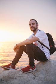 Κωνσταντίνος Σαρακίνης - Ο νεαρός φωτογράφος που λατρεύει τα πορτρέτα (pics)