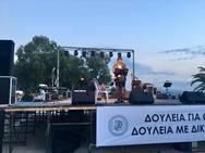 Πάτρα: Ικανοποίηση στη Μαιζώνος για την πρωτοβουλία και τη συναυλία κατά της ανεργίας