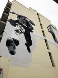 Πάτρα: Το ArtWalk 3 υποδέχεται για τη δέκατη τοιχογραφία μια ξεχωριστή ομάδα καλλιτεχνών!