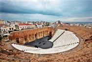 Πάτρα - Αναβάλλονται οι εκδηλώσεις του Χορευτικού Τμήματος στο Ρωμαϊκό Ωδείο